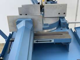 Industrial 315mm x 230mm Variable Speed Double Mitre Bandsaw - picture16' - Click to enlarge