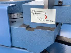 Industrial 315mm x 230mm Variable Speed Double Mitre Bandsaw - picture18' - Click to enlarge