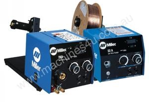 Miller 22A & 24A Wirefeeder