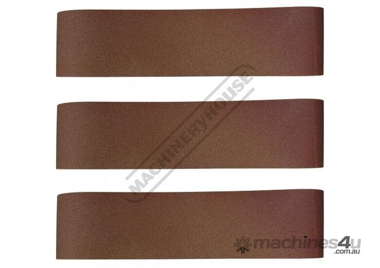 A8016 40G Aluminium Oxide Linishing Belt Pack 915 x 100mm (36