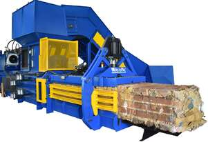 WastePac CB90 Automatic Horizontal Baler