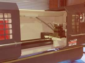 PECK 6150 SERIES CNC LATHE - picture1' - Click to enlarge