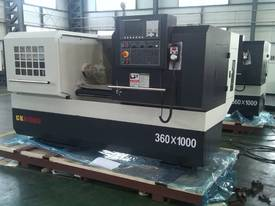 PECK 6150 SERIES CNC LATHE - picture5' - Click to enlarge
