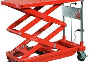 350kg Scissor Lift Table - Stock Sydney
