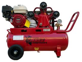 BOSS 18 CFM/ 6.5HP HONDA POWERED AIR COMPRESSOR
