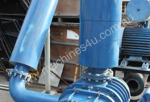 LT-200 tri lobe roots blower or vacuum 50KW