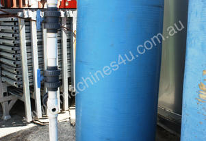 industrial Sand filter pressure housing 660dia 2m
