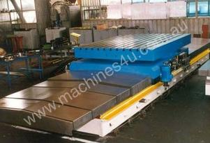 Wmw RTL Series CNC Rotary Tables