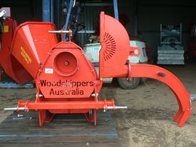 100mm WCA tractor woodchipper - picture0' - Click to enlarge