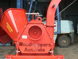 100mm WCA tractor woodchipper - picture2' - Click to enlarge