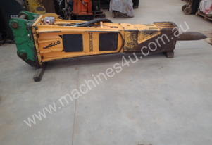 INDECO UP 7000 Rock / Hydraulic Hammer