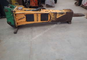 INDECO UP 7000 Rock Breaker Hydraulic Hammer