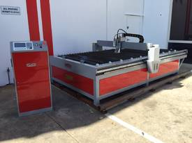 CNC Plasma Oxy Combo With Heavy Duty Table - picture0' - Click to enlarge