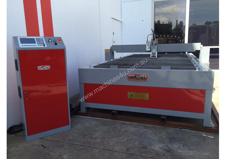 CNC Plasma Oxy Combo With Heavy Duty Table