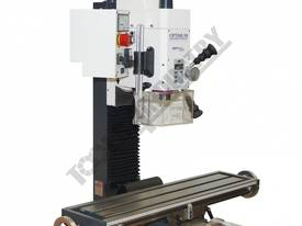 Optimum BF-20LV Mill Drill - picture1' - Click to enlarge
