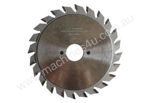 Dekor Scoring saw blade 12+12 Teeth