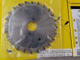 Scoring saw blade 12+12 Teeth - picture1' - Click to enlarge