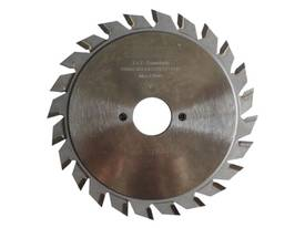 Scoring saw blade 12+12 Teeth - picture0' - Click to enlarge