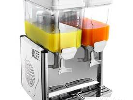 F.E.D. KD-2X12P COROLLA Double Drink Dispenser - picture0' - Click to enlarge