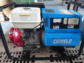 CIGWELD Petrol Welder Generator 190 AMPS 3 Phase  - picture6' - Click to enlarge