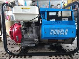 CIGWELD Petrol Welder Generator 190 AMPS 3 Phase  - picture7' - Click to enlarge