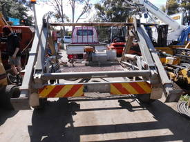 4800Kg ATM  self loadin cable drum trailer - picture1' - Click to enlarge
