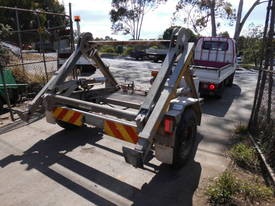 4800Kg ATM  self loadin cable drum trailer - picture5' - Click to enlarge