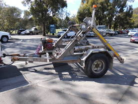 4800Kg ATM  self loadin cable drum trailer - picture7' - Click to enlarge