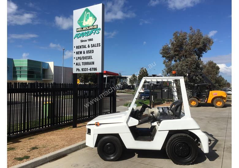 Used Toyota 02 2tg25 Tow Tug In Keilor Park Vic Price 19 000