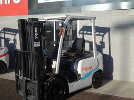 HYSTER / TOYOTA / NISSAN / TCM 2.5TON LPG - picture1' - Click to enlarge