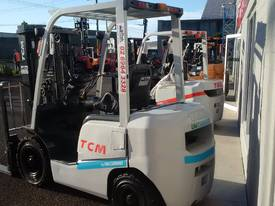 HYSTER / TOYOTA / NISSAN / TCM 2.5TON LPG - picture2' - Click to enlarge