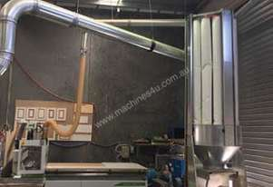 Australian Made 7.5kW Self Cleaning Dust Extractor