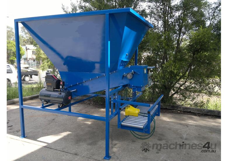 JPH The Bagger 1 / Bagger machine / Bagging machine - Australian Made