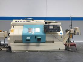 Nakamura Tome TW20 with C Axis & Bar Feeder