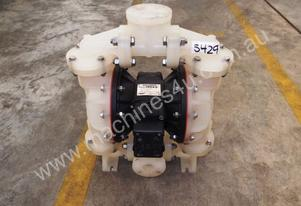Sandpiper Diaphragm Pump - In/Out:25mm.