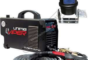 VIPERCUT 40 Plasma Cutter Package 12mm Steel Capacity #KUPJRVC40 Includes Air Filter Canister