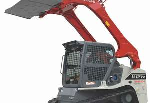 Takeuchi TL12V2 Tracked Loader Loader