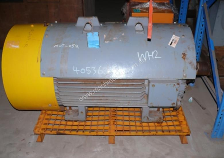 Used toshiba 250 kw 6 pole 415v toshiba ac electric motor for Toshiba electric motor data sheets