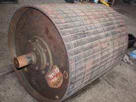 Roller conveyor mining head drum roller 1120mm - picture5' - Click to enlarge