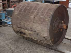 Roller conveyor mining head drum roller 1120mm - picture8' - Click to enlarge