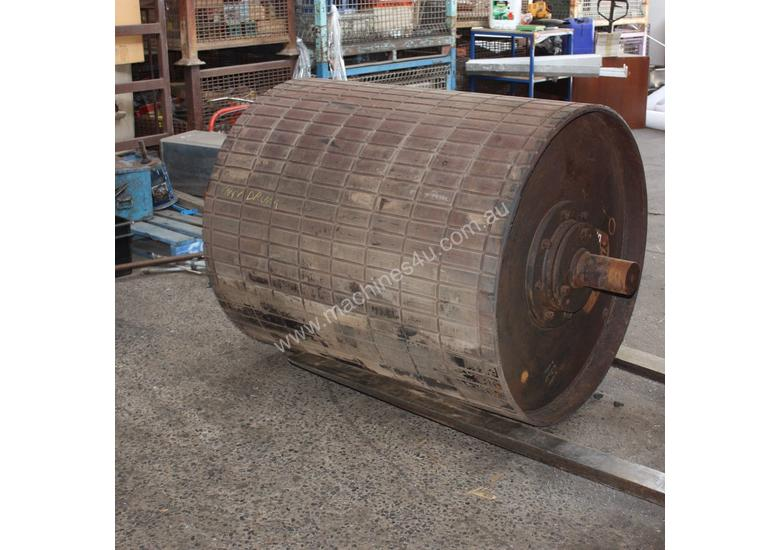 Roller conveyor mining head drum roller 1120mm