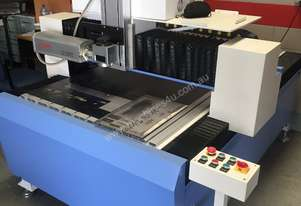 Fiber Laser Marking Machine - Large Bed CNC