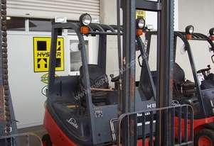 LINDE H18T 1.8T Counterbalance Forklift