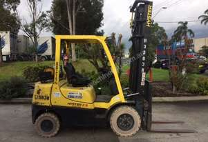Hyster 2.5TX LPG Counterbalance Forklift
