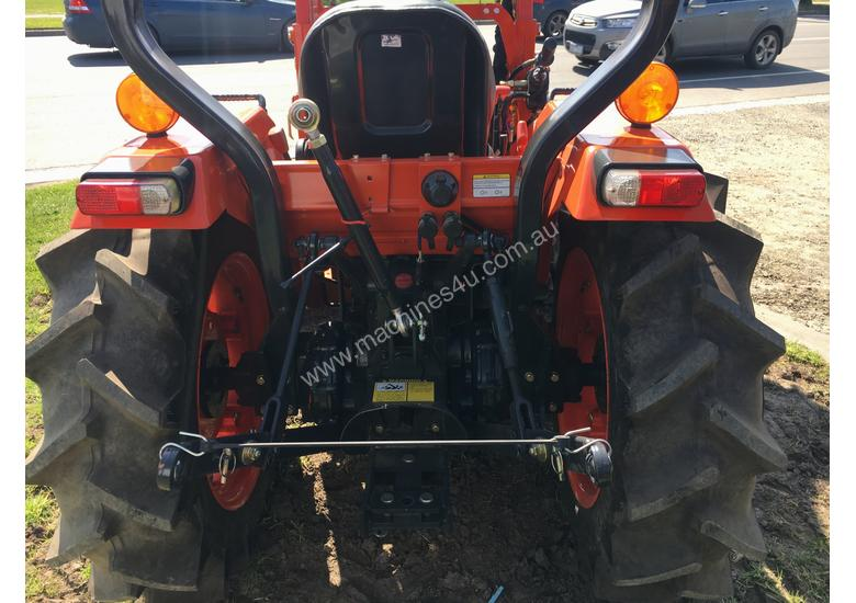 PROBABLY THE BEST VALUE 35HP TRACTOR IN AUSTRALIA.