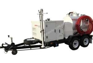NEW COMING SOON : 500L VACUUM TRAILER FOR HIRE