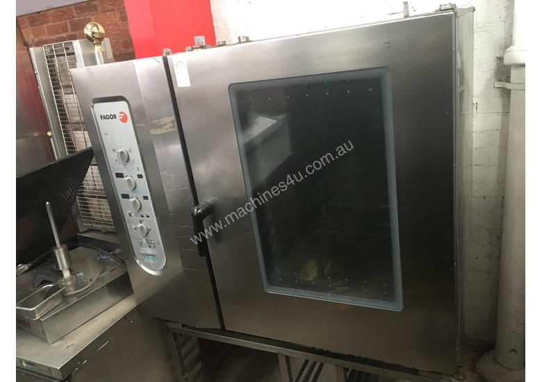 FAGOR HEM Evolution 20 1/1 Tray Combi Oven