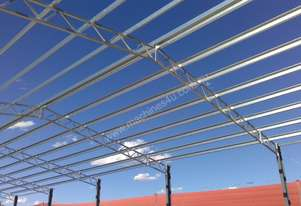 Truss and Column Sheds