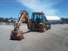 Backhoe for sale - picture1' - Click to enlarge
