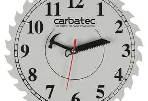 Carbatec   Workshop Clock